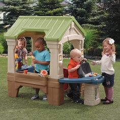 """Step2 Great Outdoors Playhouse - Step2 - Toys """"R"""" Us"""