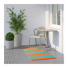 SOMMAR 2018 Tappeto tessitura piatta int/est - IKEA