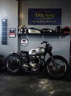 Triumph- what a beaut