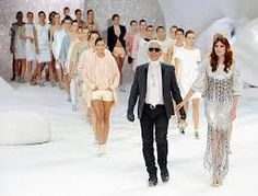 Image result for Chanel by Karl Lagerfeld