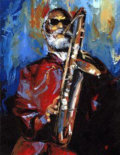 T-shirt classique 'Jazz Graphic - Swing 1930 United States ' par Jazz Painting, Jazz Poster, Jazz Art, Music Artwork, Blue Art, Art Plastique, Artist Art, African Art, Graphic