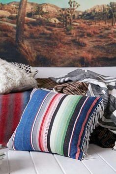 4040 Locust Laredo Pillow - Urban Outfitters