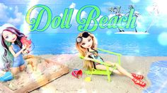 by request: There is still time to take your Dolls on a Fabsome vacation!! Make this Fabsome Doll Beach for your Dolls and have Summer all year long!! Suppor...