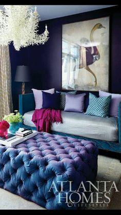 Very Chic Bedroom ♥
