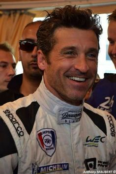 Amazing Patrick Dempsey by Anthony Maubert