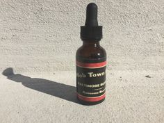 "Baltimore Beard Co's Mob Town Mash... A  UNIQUE mash up of  Rum, Hardwoods and Spices finished off with oil from Boswellia sacra.... simply put "" THE WOW "" factor is in this bottle !!!"
