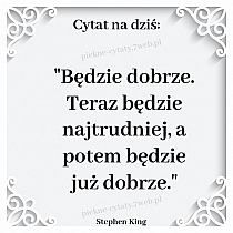 🔥największy zbiór cytatów znajdziecie na stroni… na Stylowi.pl Aa Quotes, Daily Quotes, Life Quotes, Inspirational Quotes, Romantic Quotes For Her, Keep Calm, Life Is A Gift, Design Quotes, Quotations