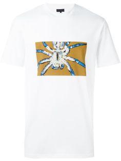 Lanvin Camiseta com estampa