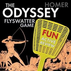 The Odyssey by Homer – Fun Flyswatter Game for Review of H