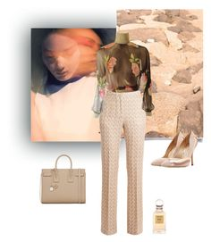 """""""Sand dune..."""" by katelyn999 ❤ liked on Polyvore featuring Missoni, Paul Andrew, Yves Saint Laurent, Tom Ford and Dolce&Gabbana"""