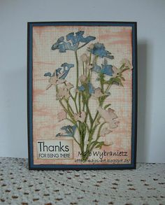 *Majo's Art*: Flowers at the CRAFT STAMPER