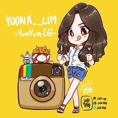 YumYumIG @yoona__lim #YoonA