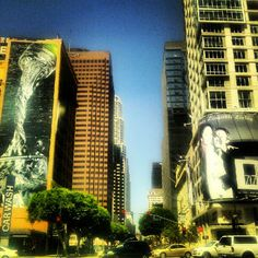 Instagram photo by @alighanavi via ink361.com #LosAngeles #Downtown