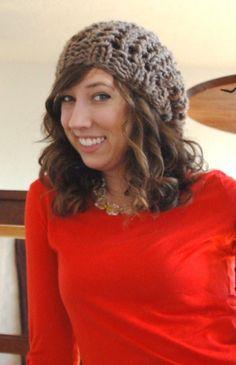 Chunky Knit Fall Hat