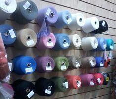 Пряжа в бобинах - Машинное вязание - Интернет-магазин пряжи и товаров для…