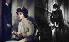 Vincent Peters' simply beautiful story for Vogue Italia featuring Isabeli Fontana