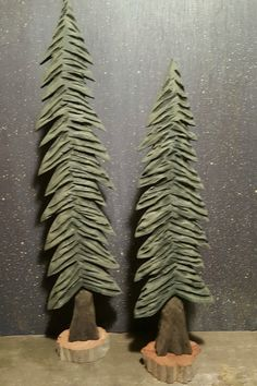 Wall Christmas Trees