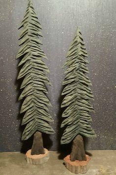 Pine Trees Wood Carving Wall Art Cabin Decor Pinterest