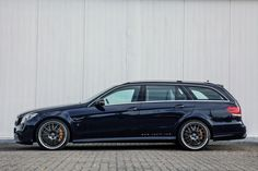 Mercedes-Benz E 63 AMG Estate- Yes this a station wagon but it has 563 HP!