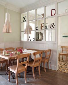 1019 x 1280 Open Kitchen, Kitchen Living, Country Kitchen, Home Salon, Basement Kitchen, Interior Windows, House Rooms, Home Kitchens, Sweet Home