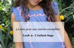 Voguidor: look enfant sage, robe creeks #look #robe #enfant #kid #dress