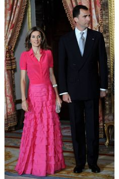 Letizia of Spain Style - Queen Letizia of Spain - Harper's BAZAAR
