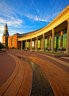 Baylor University - Sciences Building