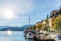 Tessin Sehenswürdigkeiten Morcote Lago di Lugano Lugano, Swiss Travel, Adventure Travel, Real Life, Beautiful Places, Van, Wallis, Fitness Workouts, Goals