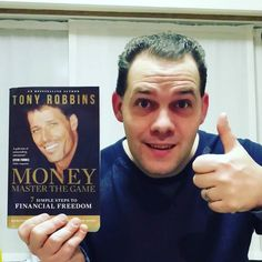 Tony Robbins : MONEY Master the Game: 7 Simple Steps to Financial Freedom ... #thimopro #approved #books #tonyrobbins @tonyrobbins #retirenow #money #master #thinkaboutyourfuture