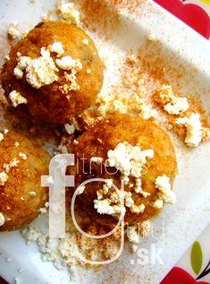 Jablkové knedličky podľa mojej babky Acai Berry, Truffle, Flan, Smoothie, French Toast, Paleo, Pudding, Cooking, Breakfast