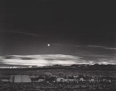 Moonrise, Hernandez, New Mexico (1941-10-31)