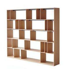 Bensen - format open bookcase by Bensen