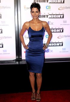 Halle Berry's Stunning, Age-Defying Style: In Rachel Roy