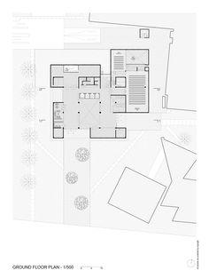 Centro de Innovación UC - Anacleto Angelini / Alejandro Aravena | ELEMENTAL