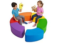 Top-quality classroom furniture—from traditional chairs & tables to mobile desks & other flexible seating options! Plus, shop rugs, storage units & more. Cafe Seating, Banquette Seating, Floor Seating, Lounge Seating, Classroom Furniture, Classroom Seats, School Classroom, Classroom Decor, Traditional Chairs