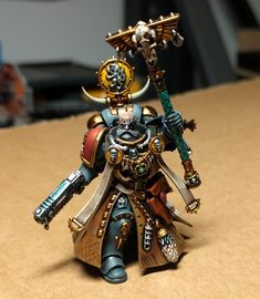 WIP Ulrik getting the Primaris treatment. - Almost finished. Warhammer 40k Space Wolves, Wolf Stuff, War Hammer, Warhammer 40k Miniatures, Warhammer 40000, Space Marine, Dark Ages, Sci Fi, Crusaders