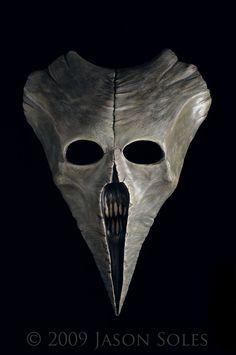 Google Image Result for http://2.bp.blogspot.com/_RNrl2Gr0VwI/TBG7zg6I2wI/AAAAAAAACsY/Dv-kweWbp2Q/s1600/Carnivean_Mask_by_MrSoles.jpg