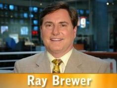Ray Brewer, news reporter. Click on picture to view bio.
