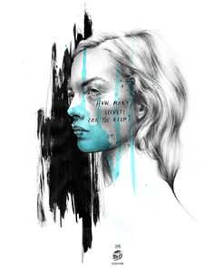 Marynn // HATE LOVE STORY on Behance