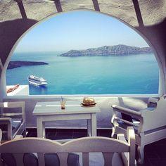 Greece and frappé