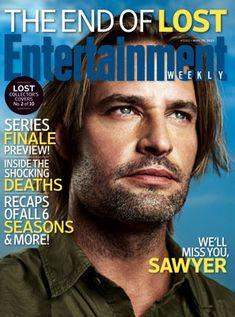 My gosh I miss Sawyer, I mean LOST.