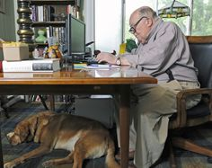 2013: The political columnist: Jack Germond