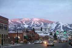 A place I would like to visit again - love this place, so many friend memories!  Steamboat Colorado