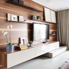 Para inspirar uma produção de estante {Projeto: Consuelo Jorge} ----- For inspire to styling your shelve! #architecture #instadecor #decoração #hometheater