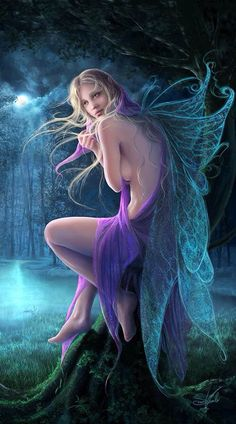 Beautiful Fairy.