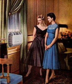 Air-conditioning! How marvelous!