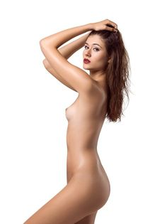 images of posing nude women Color