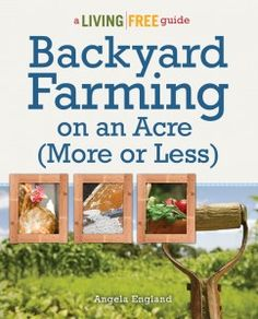 @Angela Gray Gray Gray England is having a book tour giveaway with awesome #homesteading stuff!! #BackYardFarming