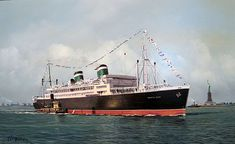 Santa Rosa was renamed SS Athinai and began a new career as a cruise ship for the Typaldos Lines. Description from cruiselinehistory.com. I searched for this on bing.com/images