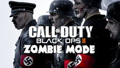 Call of Duty- Black Ops 2 - Zombies mode  sometimes I miss these days where I just nerd out a nod play zombies all day